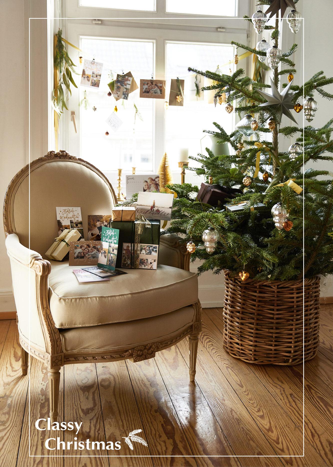 Classy Christmas - Gemütliche Weihnachten