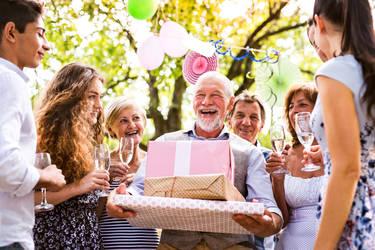 Geburtstagsgeschenke für Opa