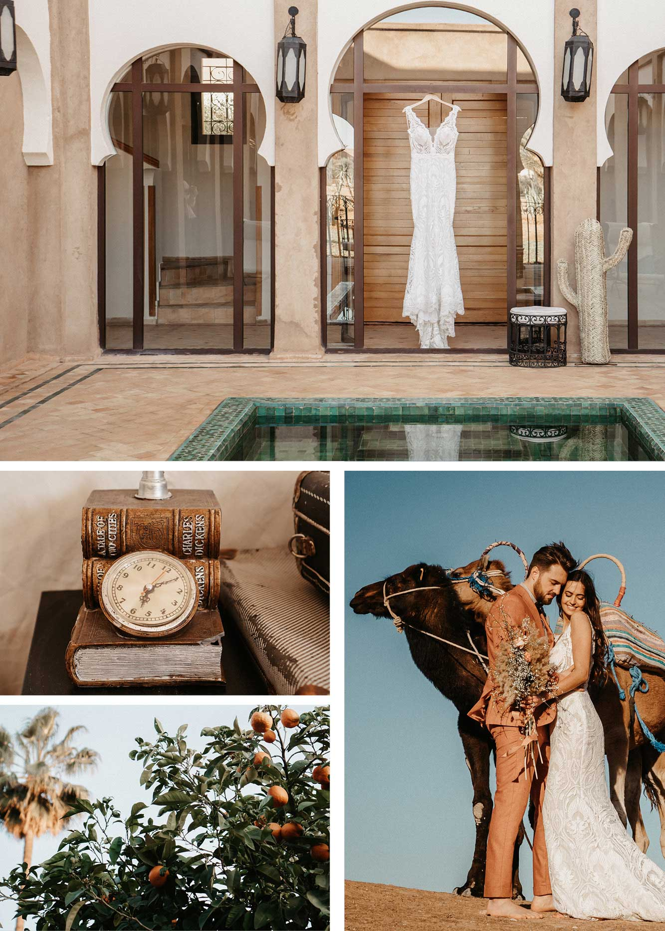 Kleine Hochzeit und Urlaub