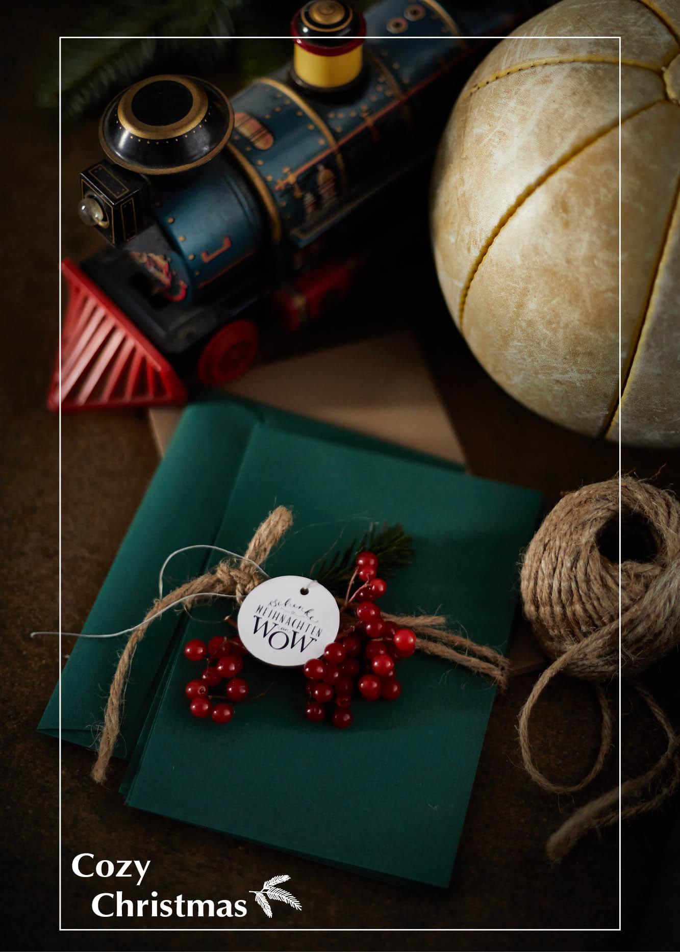 Weihnachtsdeko gemütliche Weihnachten