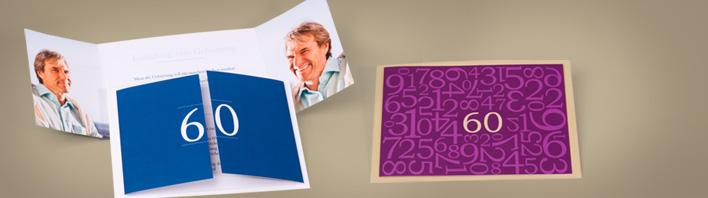 einladung zum 60 geburtstag einladungskarten selbst gestalten. Black Bedroom Furniture Sets. Home Design Ideas